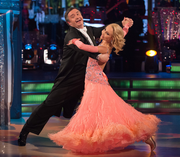 Mark and Iveta - Foxtrot to 'It's a Beautiful Day'