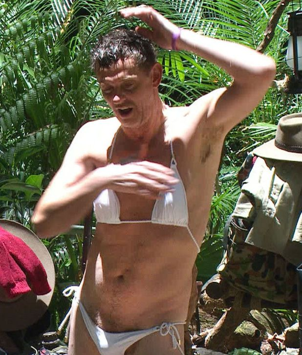 Matthew Wright on 'I'm A Celebrity'