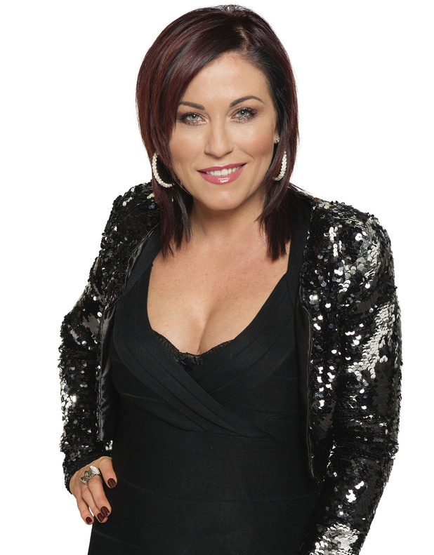 Jessie Wallace as Kat Moon in EastEnders.