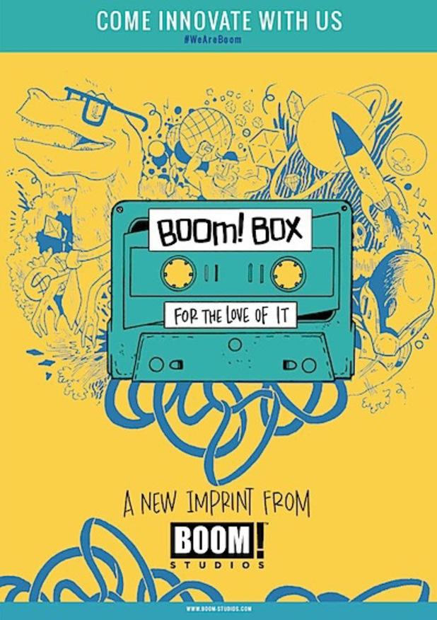 BOOM! Box