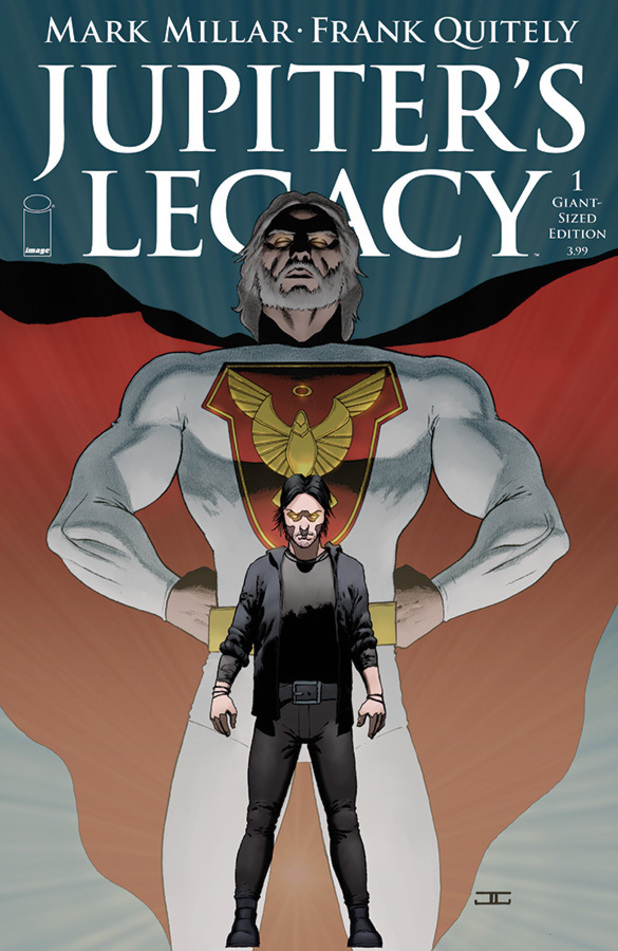 Jupiter's Legacy Giant-Sized Edition #1