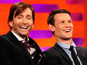 Tennant, Smith on Graham Norton - photos