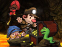 We try a spot of speed running by attempting to complete Spelunky in 8 minutes.