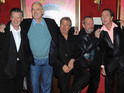 "Comedy group are ""getting together and putting on a show"", says Terry Jones."