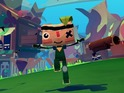 Tearaway makes its PlayStation Vita debut on November 22.