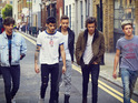 The boyband's latest collection Midnight Memories leads midweek chart.