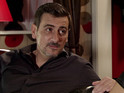 Chris Gascoyne says Peter is torn over whether to get married to Carla.