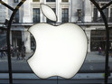 The latest leaked image suggests the Apple logo may have a thin plastic layer.