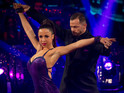 BBC One dancing series hits high, while ITV's The X Factor drops 860k viewers.