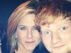 Ed Sheeran: 'I passed out drunk at Jennifer Aniston's house'