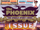 Sex Criminals, The Phoenix top Time 2013 comics list