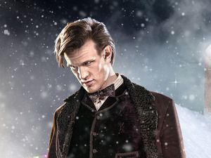 Matt Smith stars in his final ever 'Doctor Who' episode.