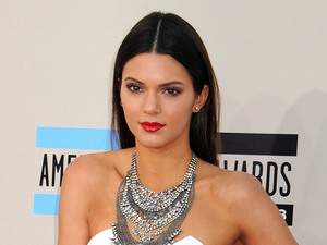 American Music Awards, Arrivals, Los Angeles, America - 24 Nov 2013 Kendall Jenner