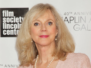 Blythe Danner at the 40th Chaplin Awards Gala Honoring Barbra Streisand