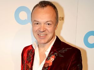 Graham Norton The Elton John AIDS Foundation The Love is in my Blood Winter Dinner at Grey Goose Fly Beyond Bar, London, Britain - 30 Nov 2013