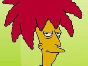 Sideshow Bob (Kelsey Grammer) from The Simpsons