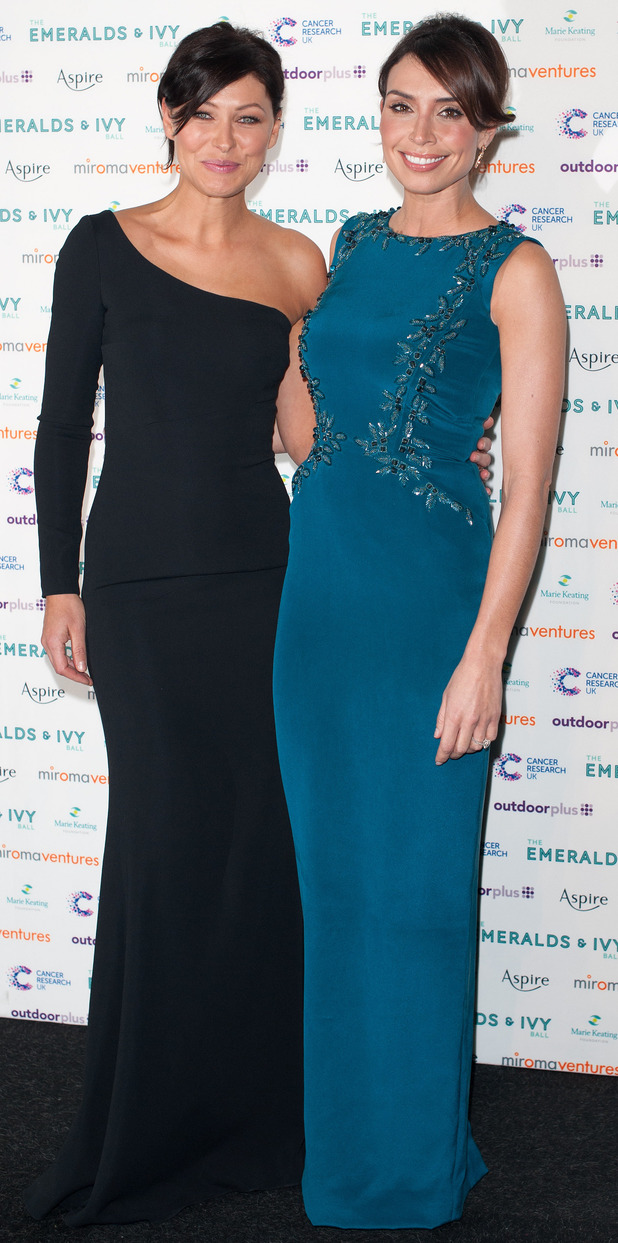 Emma Willis and Christine Bleakley