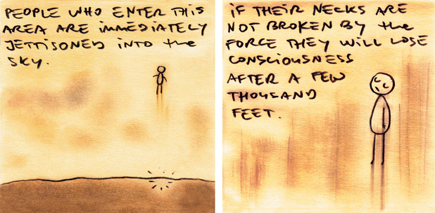 Don Hertzfeldt's 'The End of the World'