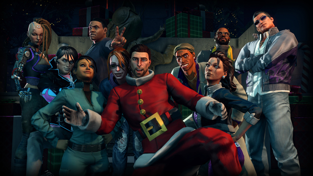 Saints Row 4: 'How the Saints Saved Christmas'