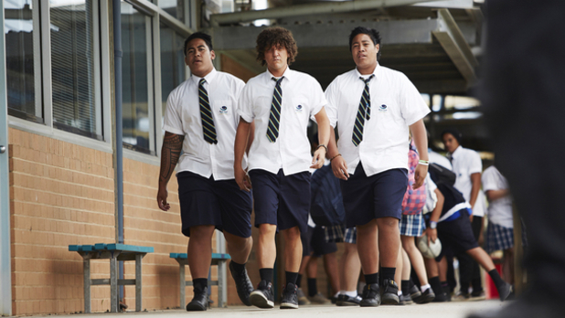 Chris Lilley's Jonah Takalua