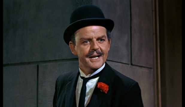 David Tomlinson in 'Mary Poppins'