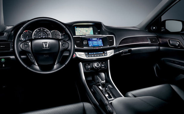 Honda To Add Ios In Car Mirroring To 2014 Range Tech