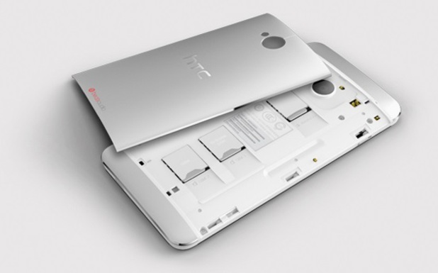 Dual-SIM edition of the HTC One