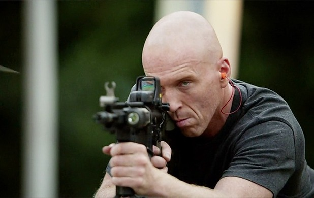 Nicholas Brody in 'Homeland' episode 'One Last Time'