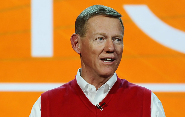 Ford CEO Alan Mulally