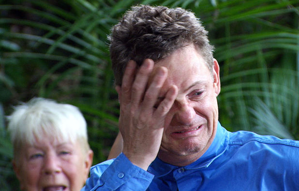 Matthew Wright, I'm a Celebrity 2013, Turntable of Terror trial, 15 November 2013