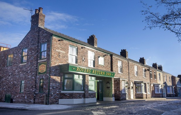 Coronation Street Set Tour Coronation Street's New Set at