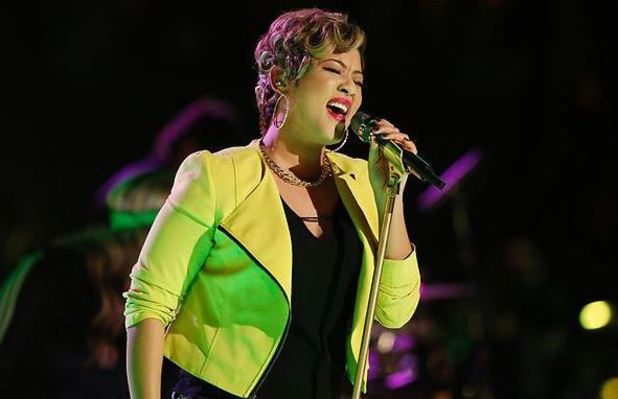The Voice Live Top 8 Performances: Tessanne Chin
