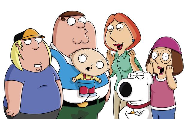 'Family Guy' key cast