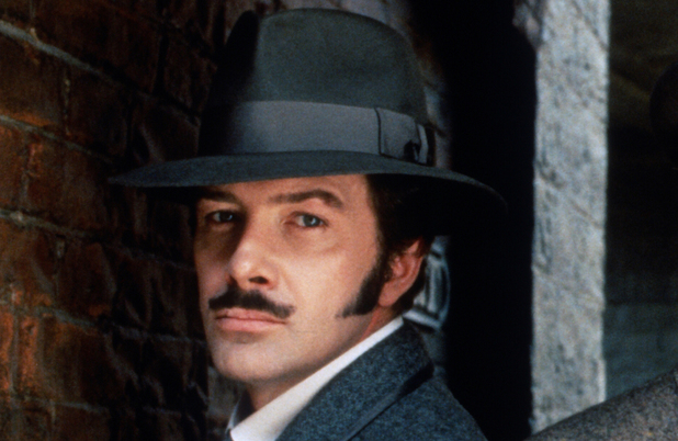 Jack the Ripper (1988) (TV) Directed by David Wickes Shown from left: Lewis Collins