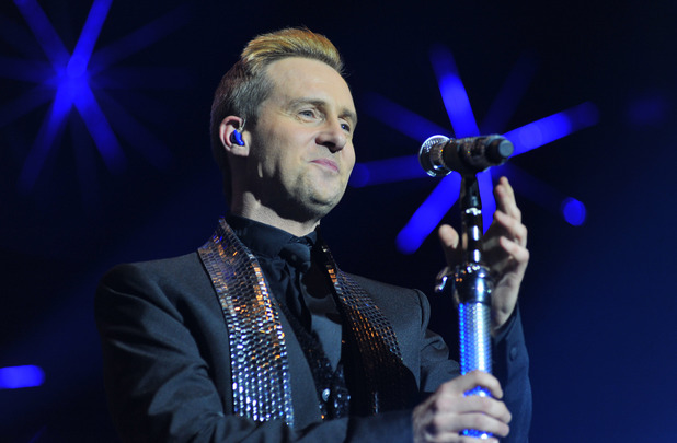 Steps member Ian 'H' Watkins***PLEASE TAKE CARE NOT TO USE IN ARTICLES ABOUT LOSTPROPHETS FRONTMAN IAN WATKINS***