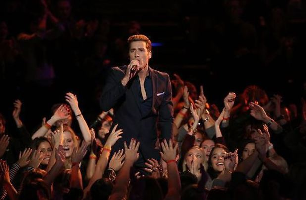 The Voice Live Top 8 Performances:  Ray Boudreaux