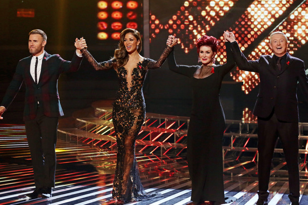 The X Factor 2013 Results show 8