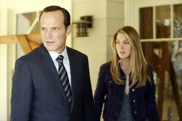 Marvel's Agents of SHIELD episode 9: 'Repairs'
