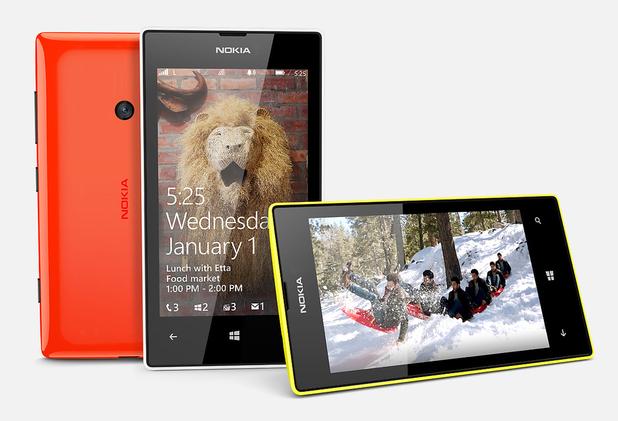 Nokia's Lumia 525 smartphone