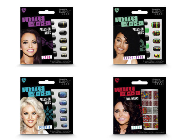 Little Mix cosmetics range