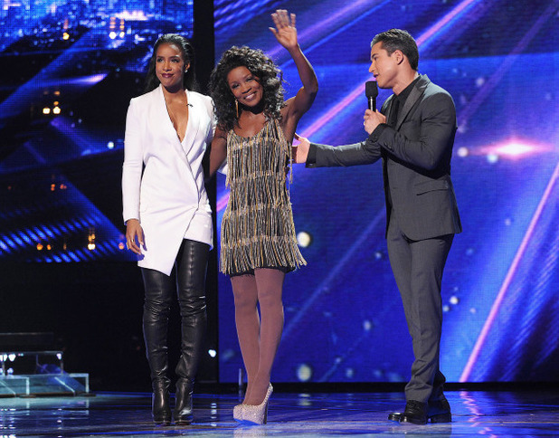 Lillie McCloud is eliminated from 'The X Factor' USA