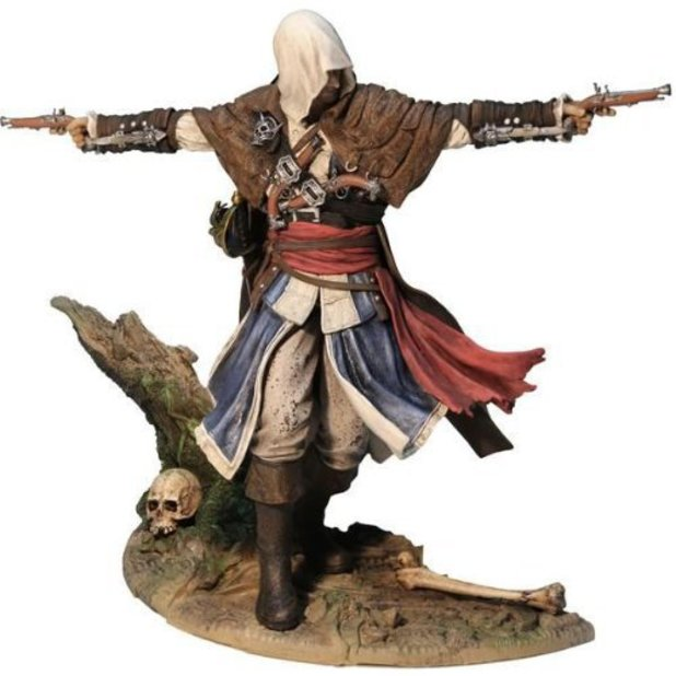 Xmas gift guide: Assassin's Creed 4 Edward Kenway figure