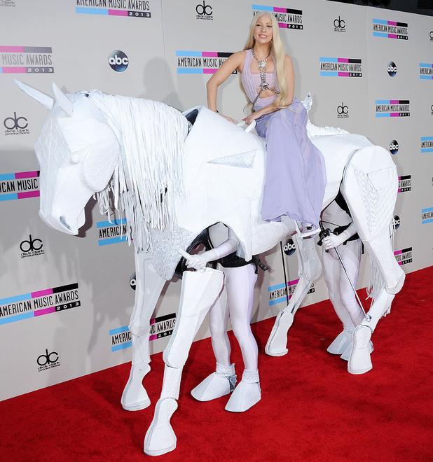 American Music Awards, Arrivals, Los Angeles, America - 24 Nov 2013 Lady Gaga 24 Nov 2013