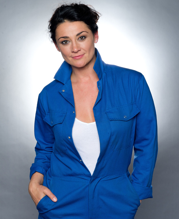 Natalie J Robb as Moira Barton in Emmerdale