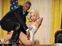 Lady Gaga, R Kelly to duet at Obama speech