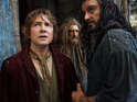 Fantasy film opened lower than first movie in Hobbit franchise.
