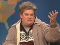 Bobby Moynihan also discusses encountering celebrities who he's impersonated.
