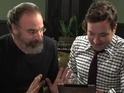 Mandy Patinkin shows Jimmy Fallon how to unleash competitive side.