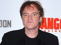 Tarantino revealed plans at live reading of leaked Western script.