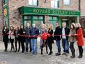 The new Coronation Street has its official launch in Trafford.